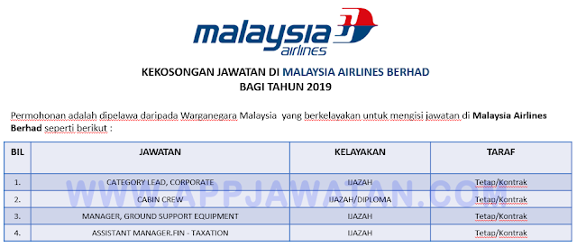 Malaysia Airlines Berhad (MAS)