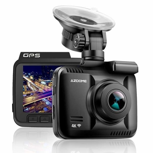 AZDOME Full HD 2160P Dashboard Car Camera