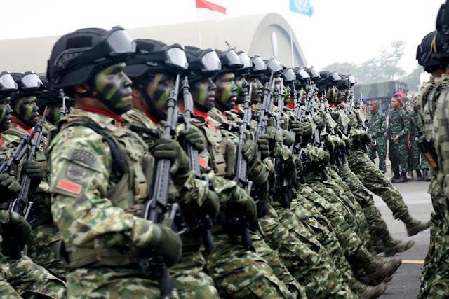 Komisi I Mendorong Dibentuknya Divisi III Serta Modernisasi Organisasi TNI