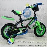 12 Inch Turanza 890 BMX Kids Bike