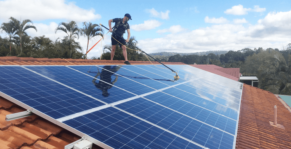 Solar Panel Cleaning: Why You Should Clean Your Panels Regularly