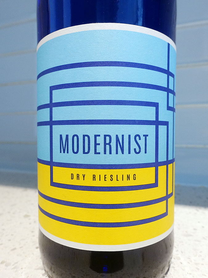 Modernist Dry Riesling 2019 (88+ pts)