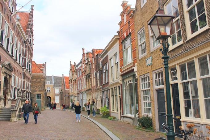 Ontdek mijn favoriete plekjes in Dordrecht met deze stadswandeling
