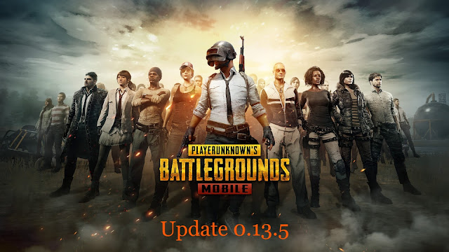 PUBG Mobile 0.13.5 update are out across India: Check out more details