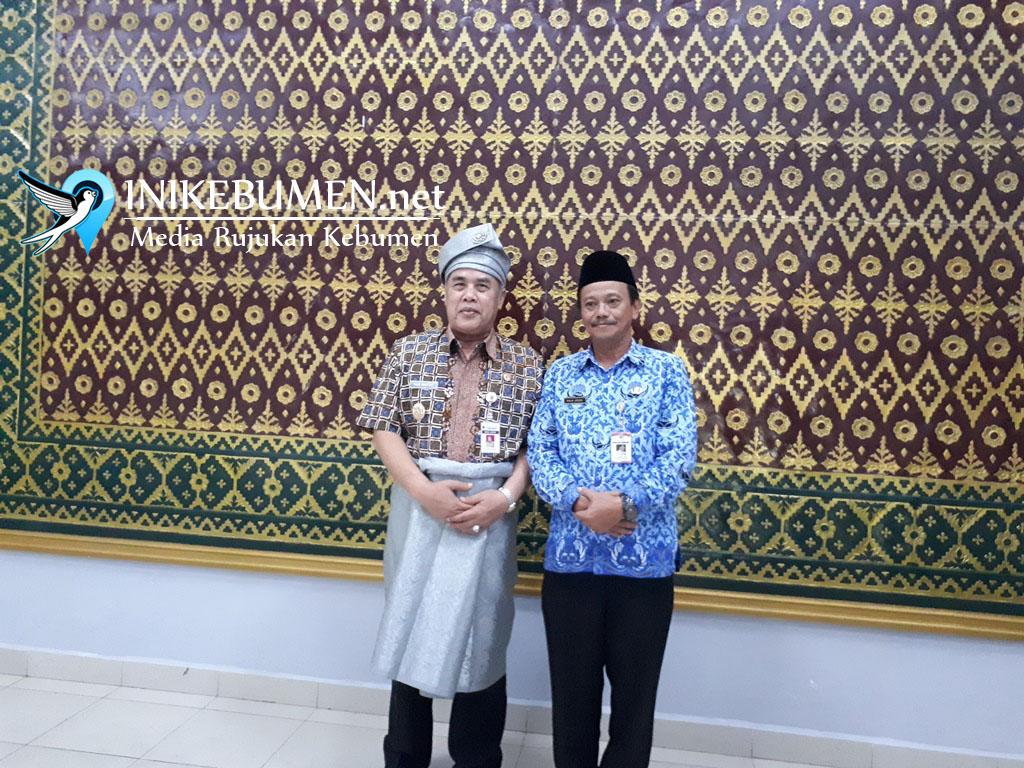 Belajar Kemitraan Media, Pemkab Kebumen Kunjungi Tanjungpinang