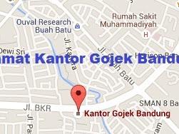 Alamat Kantor Gojek Bandung yang Baru