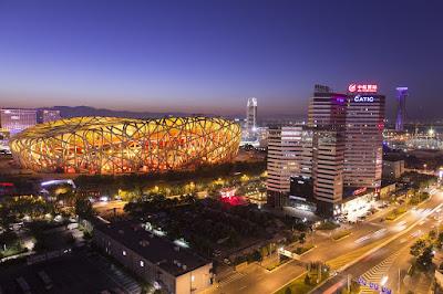 Beijing la capital de China