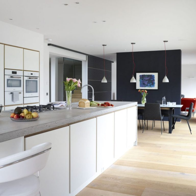 Beautiful Open Plan Kitchen Design Ideas