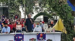 juramentados los candidatos (as) Asamblea Nacional (AN) por la unidad revolucionaria en Miranda