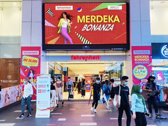 10 Ways to Stretch Your Ringgit, Fahrenheit88 Merdeka Bonanza, 1 Fahrenheit88, Merdeka Bonanza, malaysia shopping mall, pop, lifestyle
