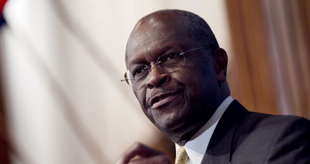 Herman Cain withdrew his name for a seat on the Federal Reserve Board - rictasblog