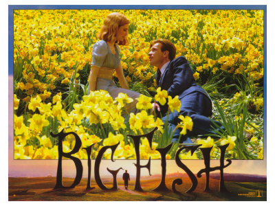 Big Fish (2003): You're A Big Fish in Small Pond, But This Is Ocean And You're Drowning ...