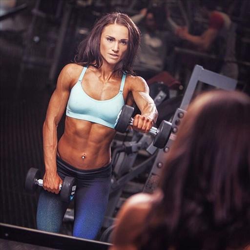 Fitness Model Meisha Pijot