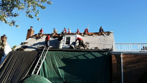 residential roofing nyc