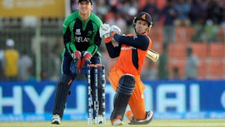 Netherlands vs Ireland 12th Match ICC World T20 2014 Highlights