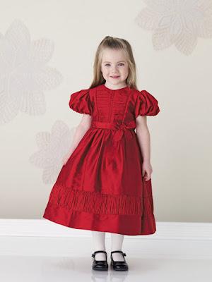 Vestidos de moda para niñas