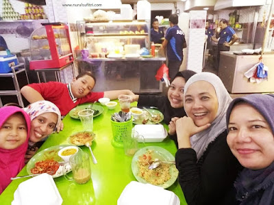 review hotel hostel penginapan murah mitraa inn singapore nurul sufitri travel blogger lifestyle culinary