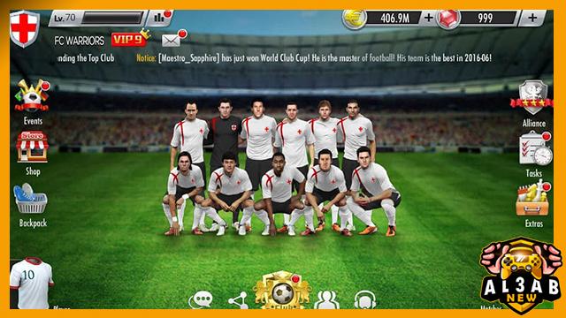 تحميل لعبة Football Master 2020 للاندرويد مهكرة اخر اصدار برابط مباشر