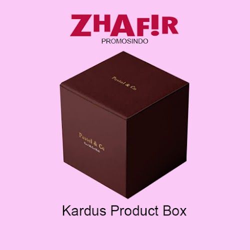 Cetak Kardus Product Box
