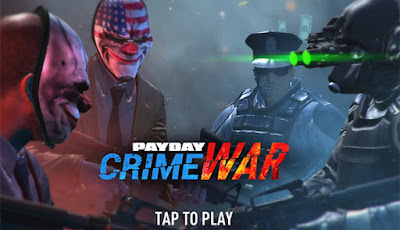 PAYDAY: Crime War (Released) Apk + Data OBB untuk Android Terbaru