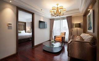 Sapa Boutique Hotel in lux room