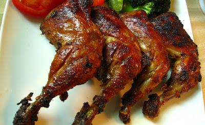 Resep Membuat Ayam Bakar Bumbu kecap Spesial