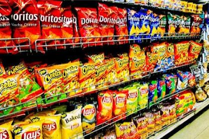Inilah Alasan Lays, Cheetos hingga Doritos akan Hilang di Pasar Indonesia