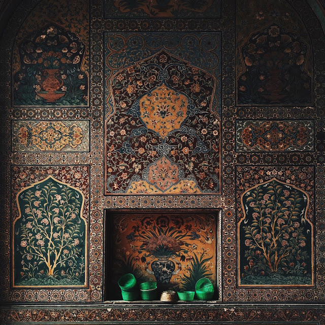 Travel Mosques of Lahore Pakistan Amjad Nawaz Wazia Khan