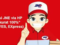 Cara Cek Resi JNE via HP Resmi dan Akurat 100%