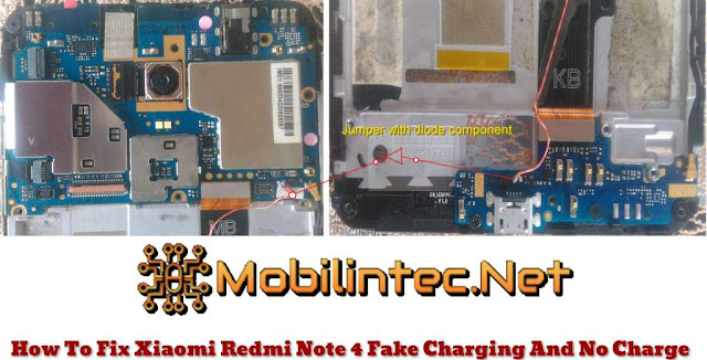 How To Fix Xiaomi Redmi Note 4 Fake Charging And No Charge
