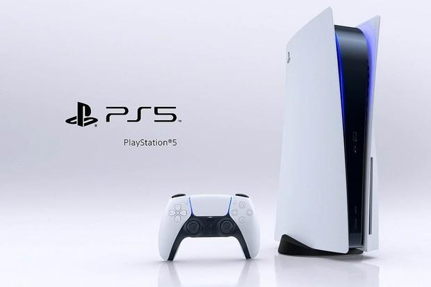 Sorteio de um PlayStation 5