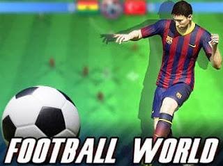 تحميل لعبة كرة القدم Football World كاملة للكمبيوتر بحجم صغير