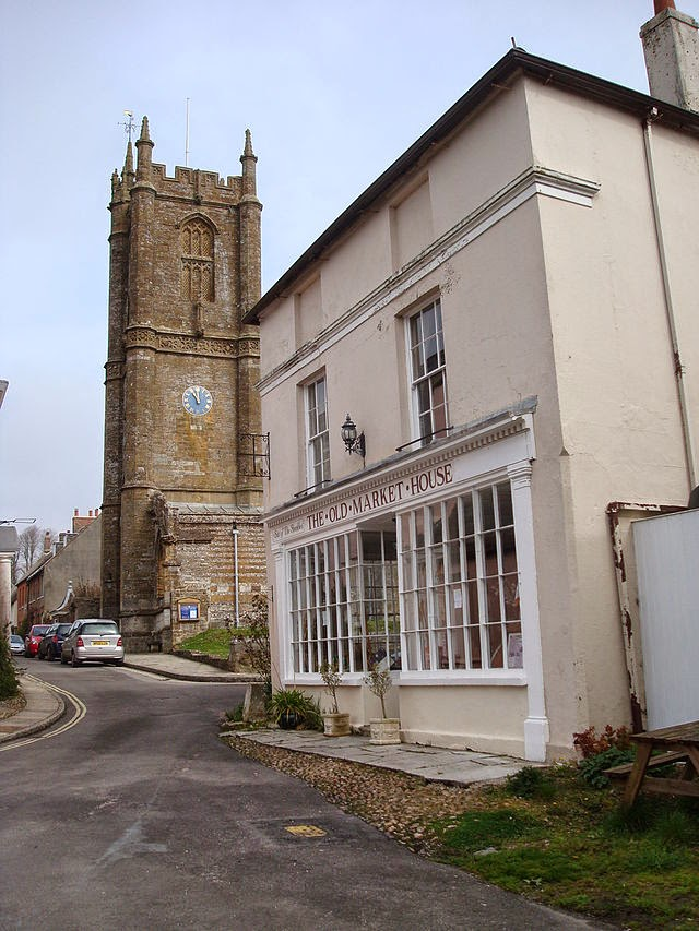 Cerne Abbas, Dorset, UK.
