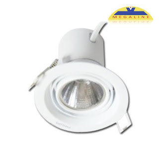 Đèn led âm trần Philips 5W 59775 Pomeron chính hãng