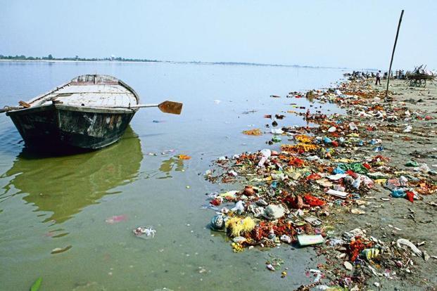 Pollution of River in India due to Untreated Waste Water Disposal