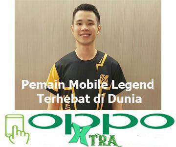 Pemain Mobile Legend Terhebat di Dunia
