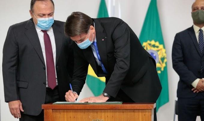 MP destina R$ 1,99 bilhão para viabilizar vacina contra covid-19