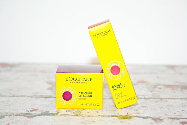 L'Occitane - New Lip Care