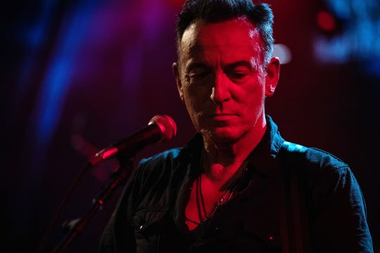 Bruce Springsteen introduces 'Western Stars' to his New Jersey hometown fans