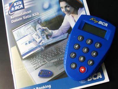 Mengganti PIN Key BCA