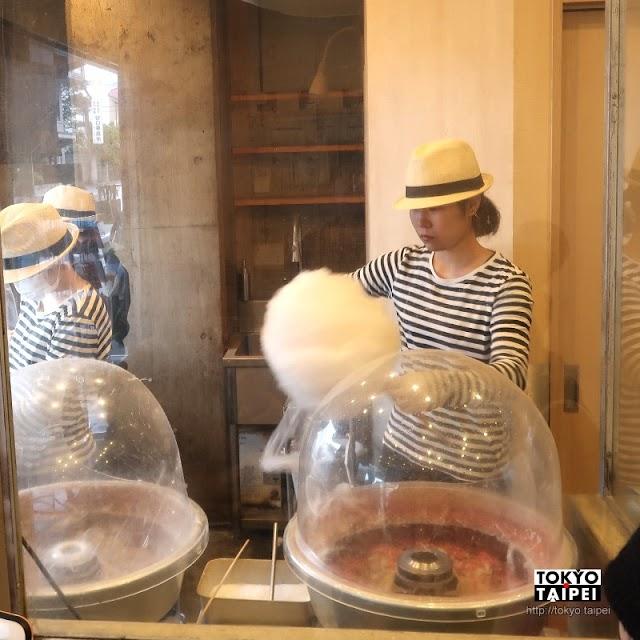 【zarame】嵐山街頭文青風棉花糖店 在地食材打造香甜抹茶拿鐵