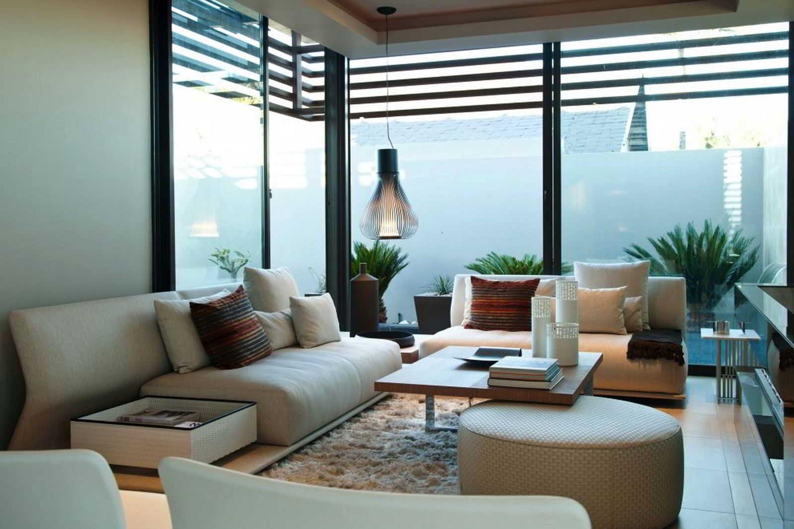 Model Ruang Tamu Elegan Modern