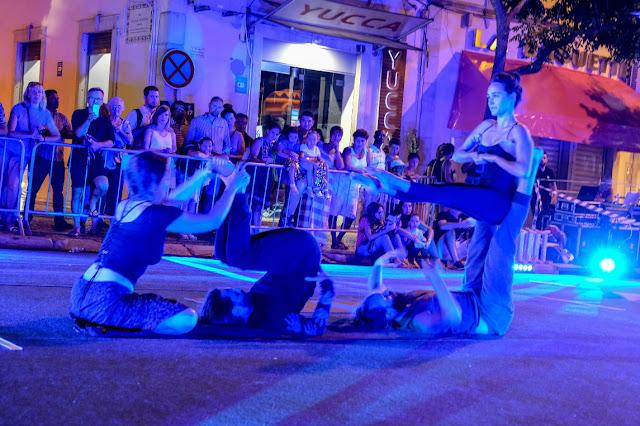 Desporto e Arte saem às ruas de Loulé em mais um Mov'Art