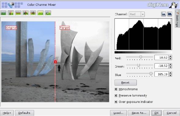 تحميل برنامج تعديل وإدارة وتحرير الصور الاحترافية digiKam