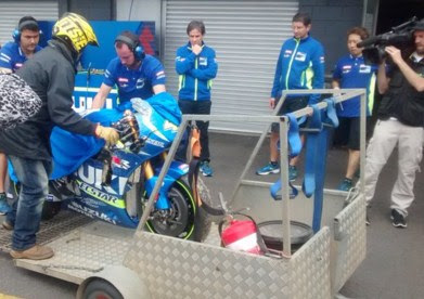 Jum'at Angker MotoGP di Tes Philip Island, Belasan Pembalap Kecelakaan