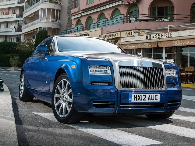 Rolls-Royce Phantom 2013