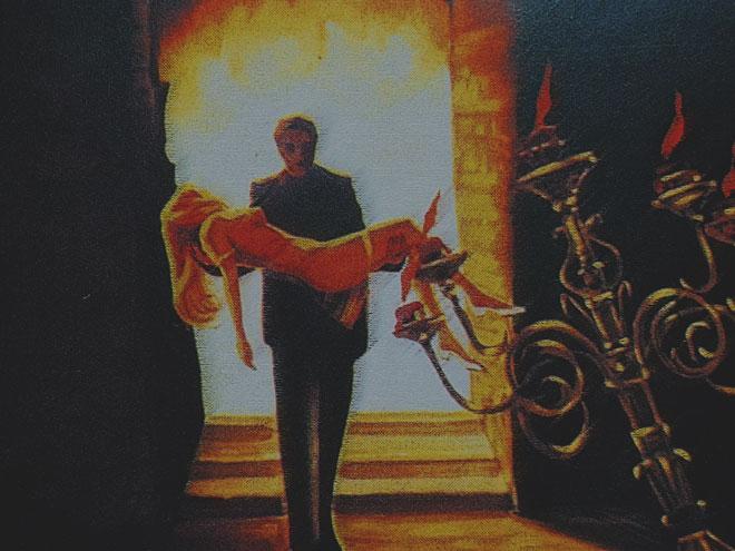Drácula y erotismo de la Hammer. Rodrigo L. Alonso
