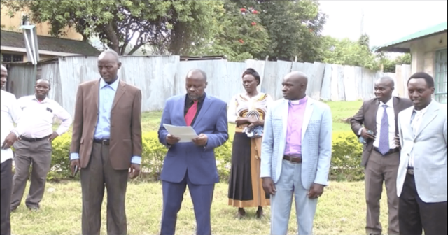 Kenyan pastors want churches listed as 'essential services'
