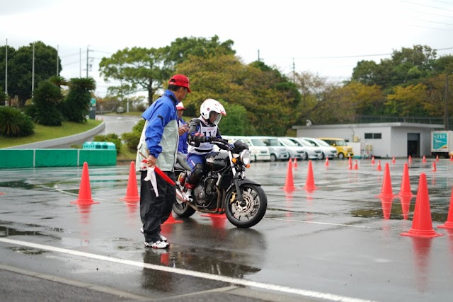 Kalahkan Perwakilan dari 8 Negara lain, Instruktur Safety Riding AHM Pertahankan Tradisi Juara di Jepang