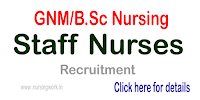 23 Staff Nurse Vacancies in West Bengal